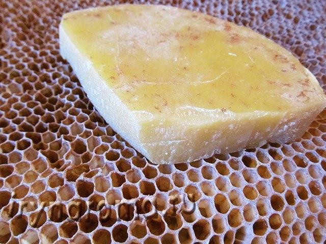 Пчелиный воск — применение