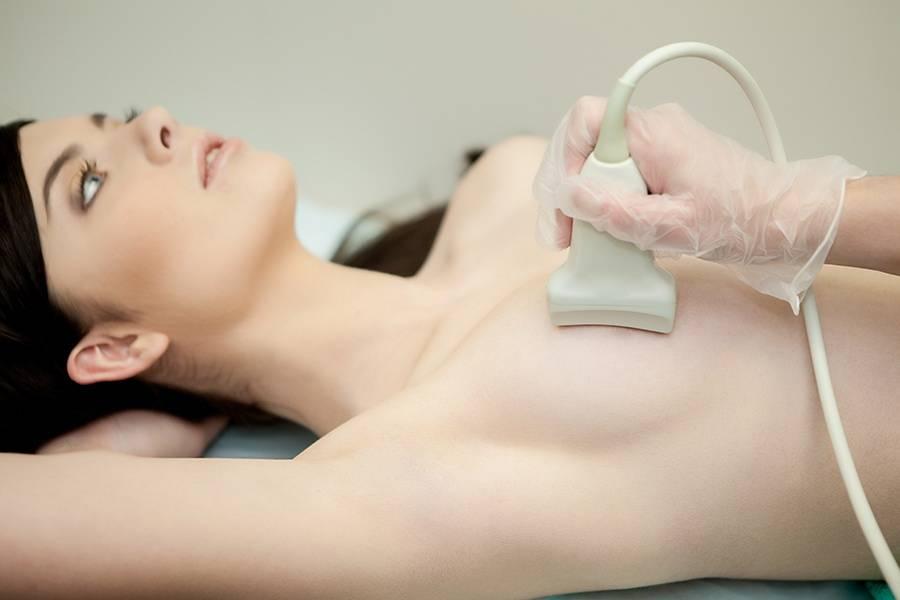 Как делают узи молочной железы?