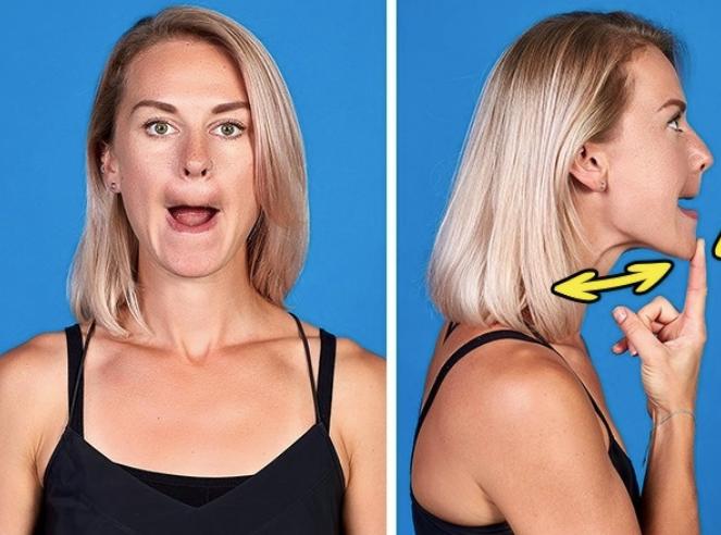 Как заставить круглые щёки похудеть: программа из 5 эффективных ступеней