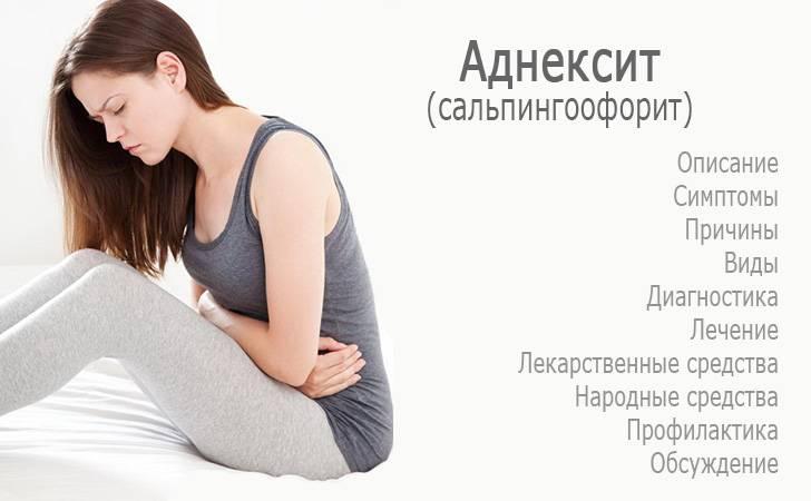 Правильное лечение аднексита народными средствами