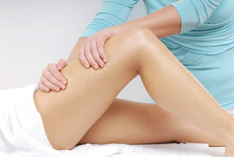 Как правильно растирать ноги при варикозе