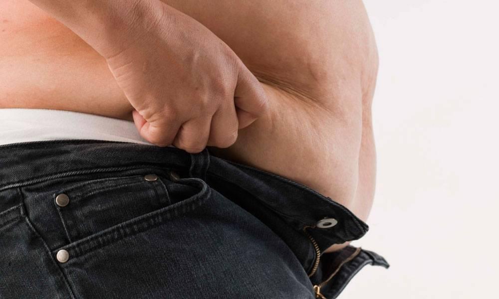 Может ли у мужчин появится целлюлит
