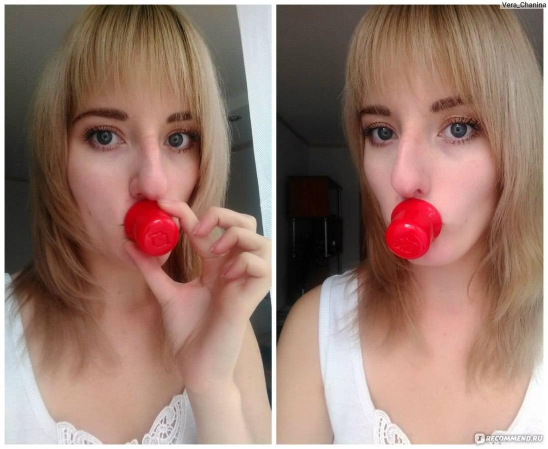 Штука для увеличения губ: как пользоваться присоской-плампером (фото, видео и отзывы)