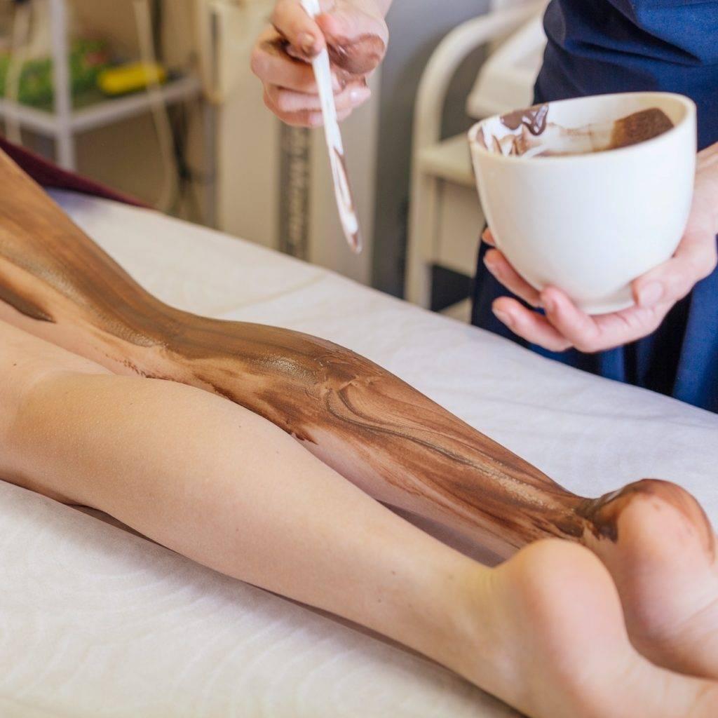 Обертывание с ламинарией для похудения и от целлюлита