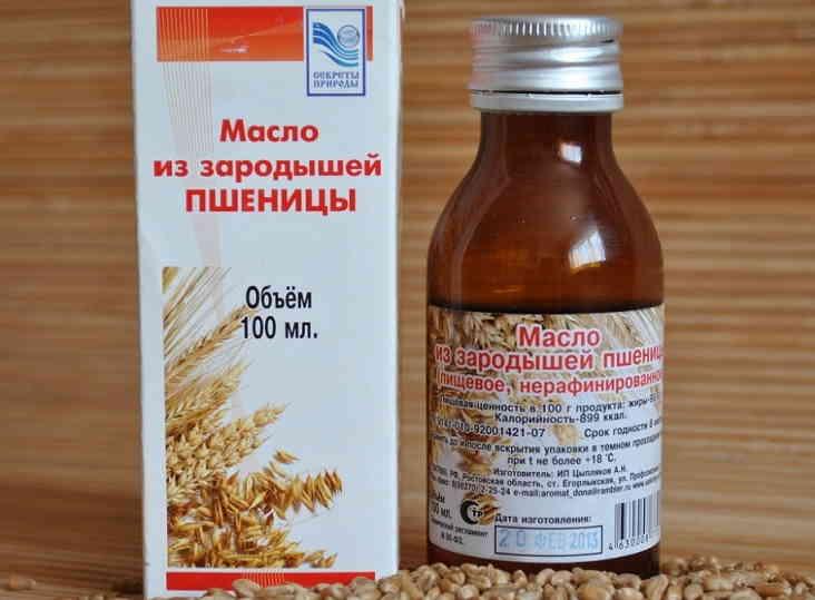 Польза масла зародышей пшеницы для ресниц
