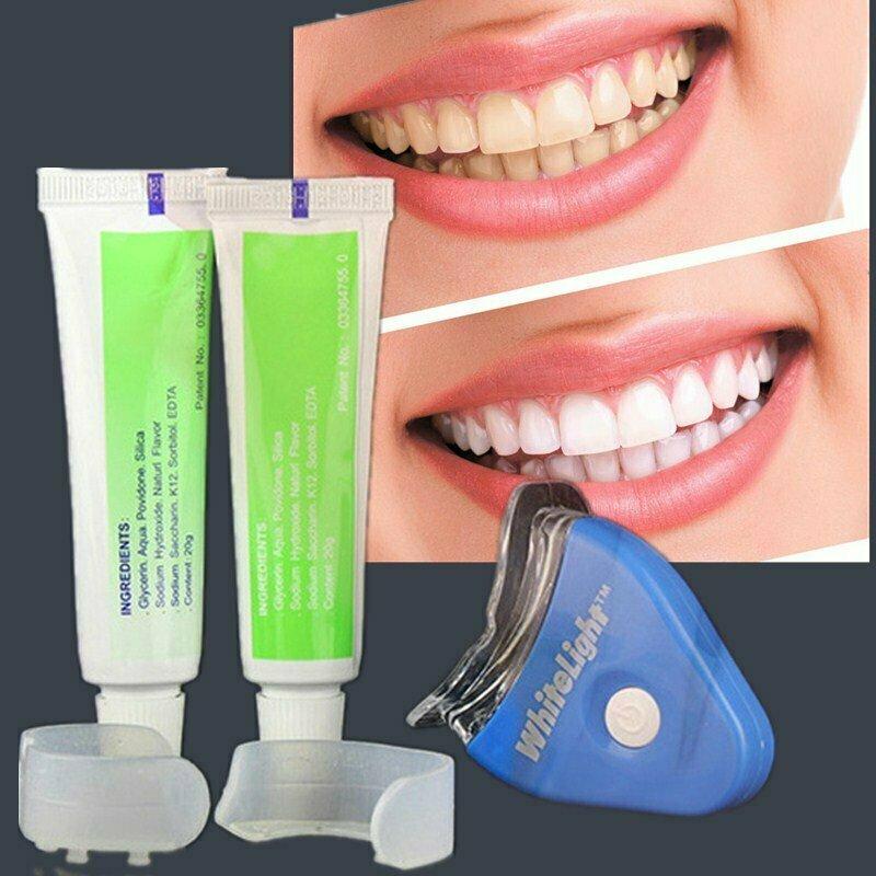 Безопасное отбеливание зубов: обзор эффективных методов
