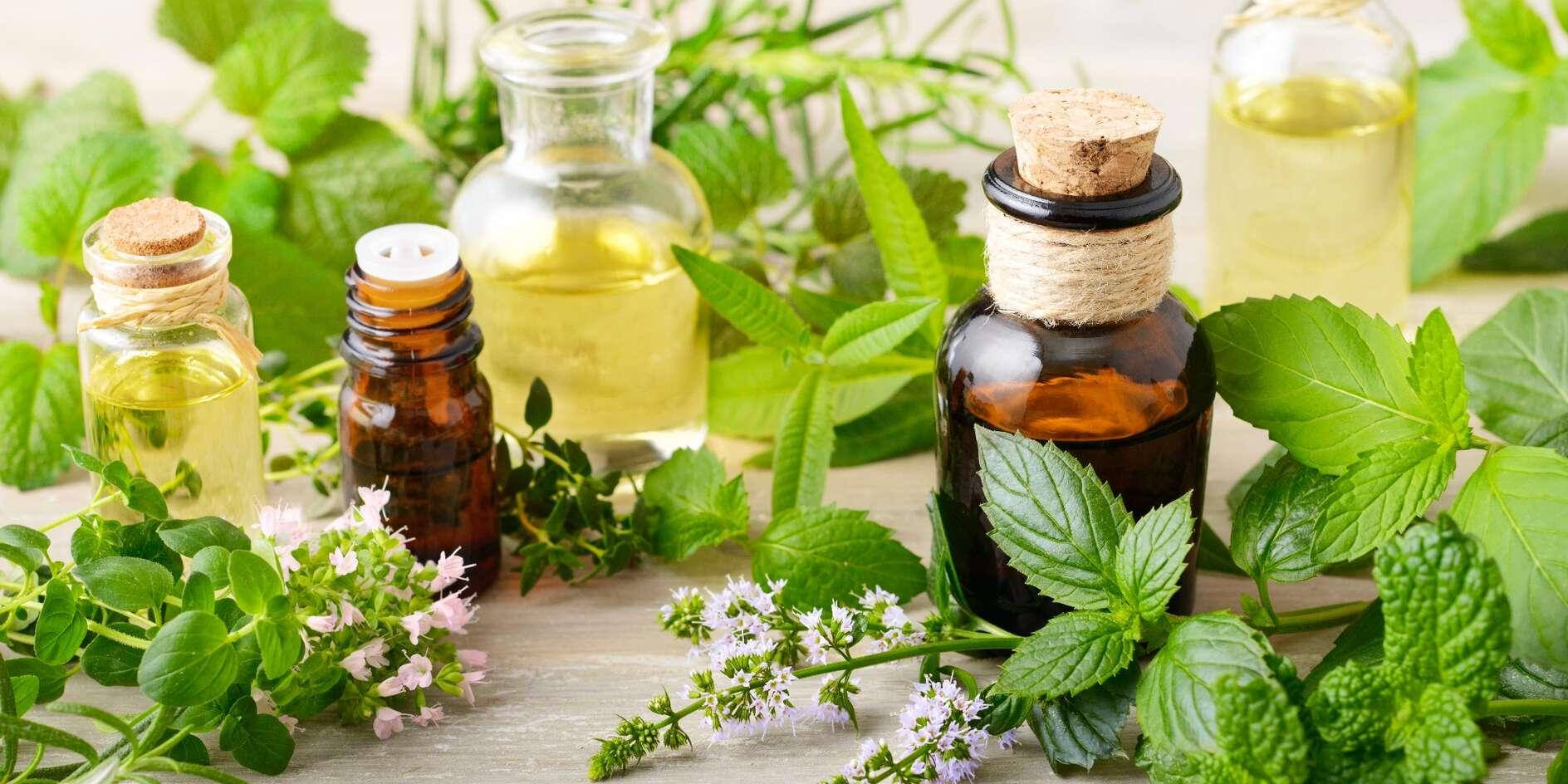 Эфирные масла для тела и ног