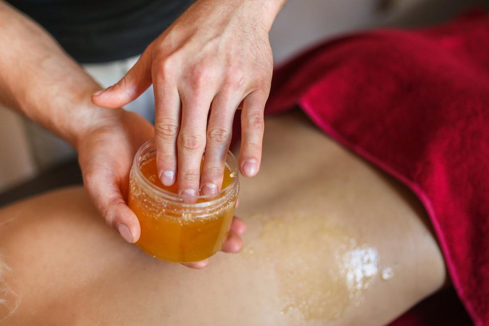 Медовый массаж от целлюлита. техника, результаты, отзывы