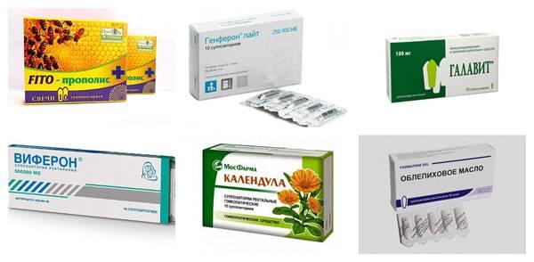 Народные средства и препараты для лечения кисты яичника без операции