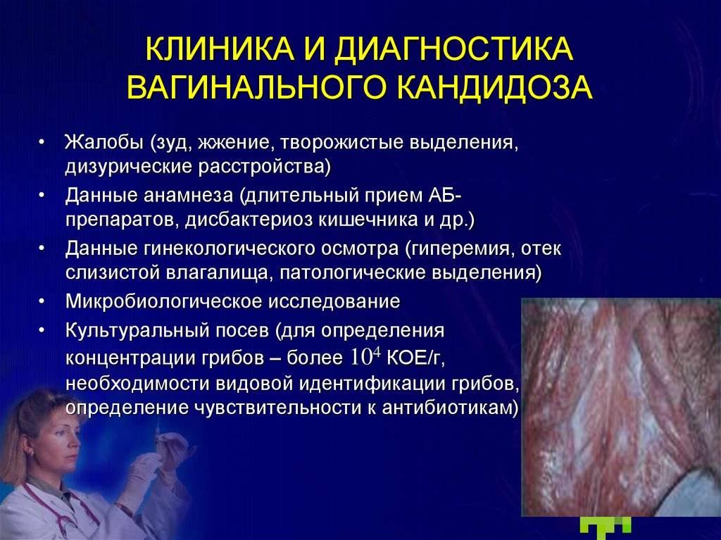 Патология шейки матки — список заболеваний