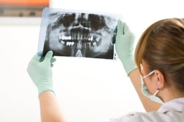 Методы лучевого исследования, применяемые в стоматологии