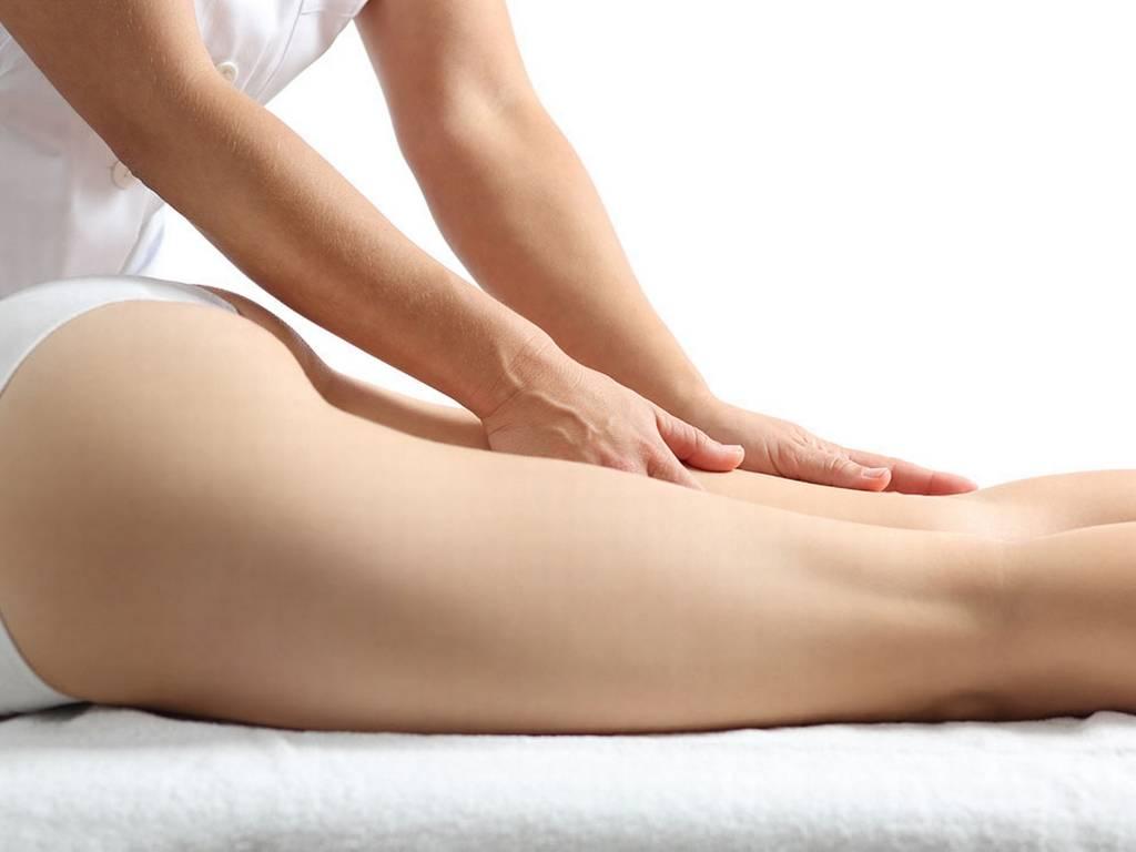 Аппаратный и мануальный лимфодренаж ног