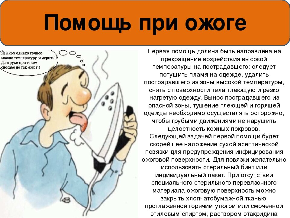 Что делать при ожоге языка — как лечить и снять боль