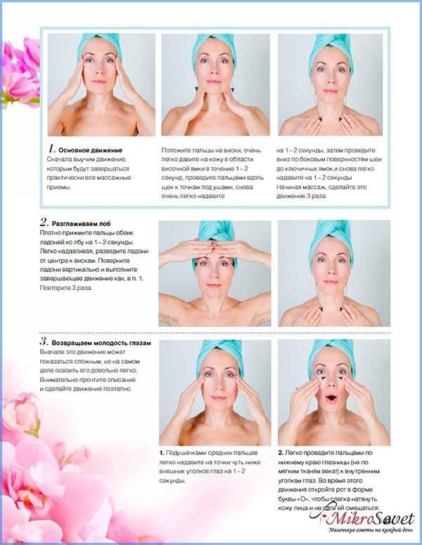 Лимфодренажный массаж для омоложения тела