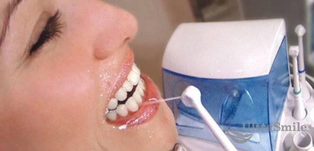 Как ухаживать за несъемными зубными протезами