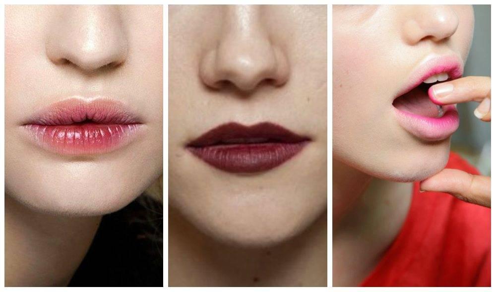 Как увеличить губы самостоятельно в домашних условиях?
