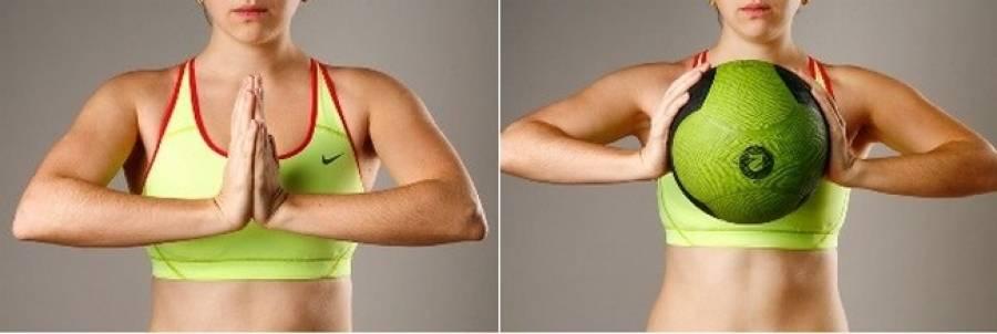 Как быстро сделать обвисшую грудь упругой
