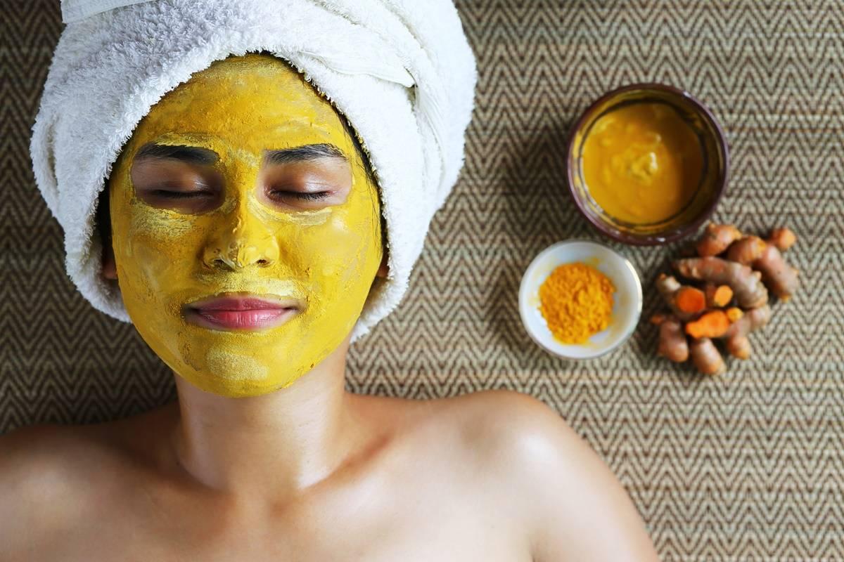 Маска с оливковым маслом и медом для лица