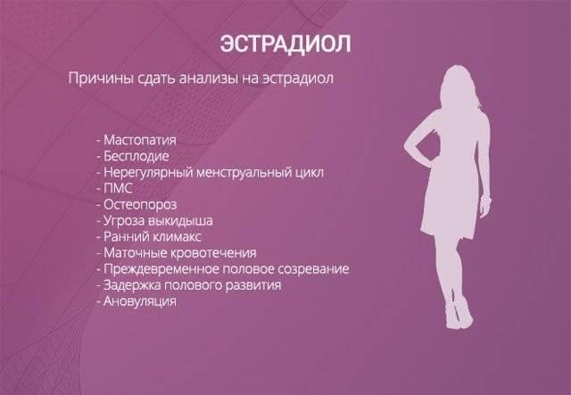 Повышенный уровень эстрогена у женщин: симптомы и лечение