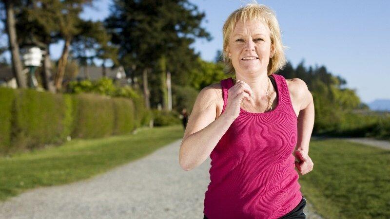 Способы похудения при климаксе