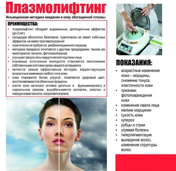 Плазмолифтинг: отзывы о процедуре