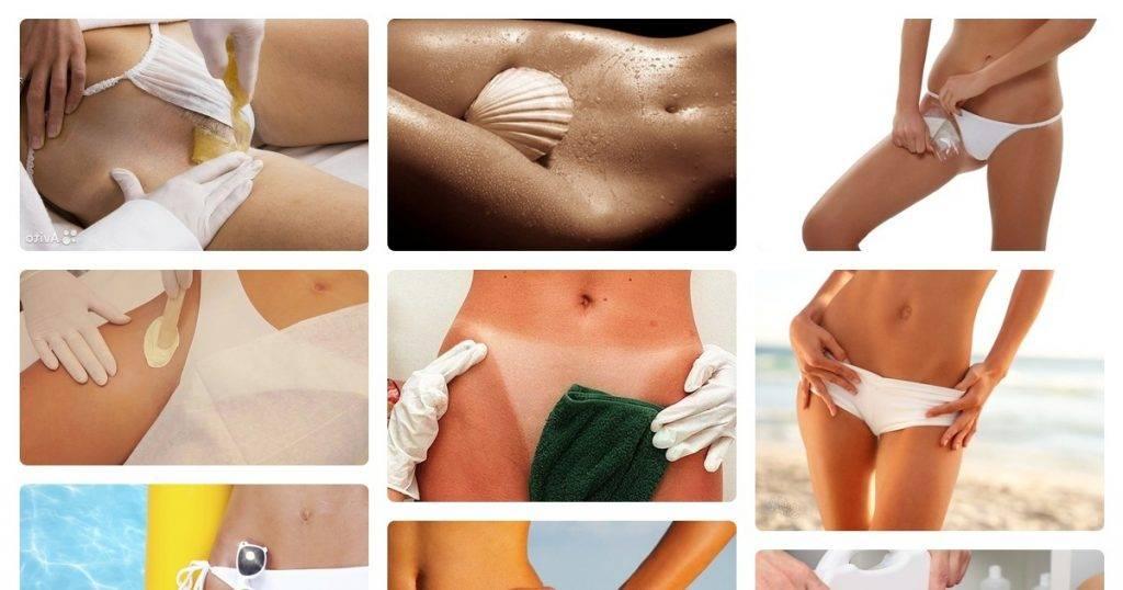 Как часто делать шугаринг для разных частей тела?