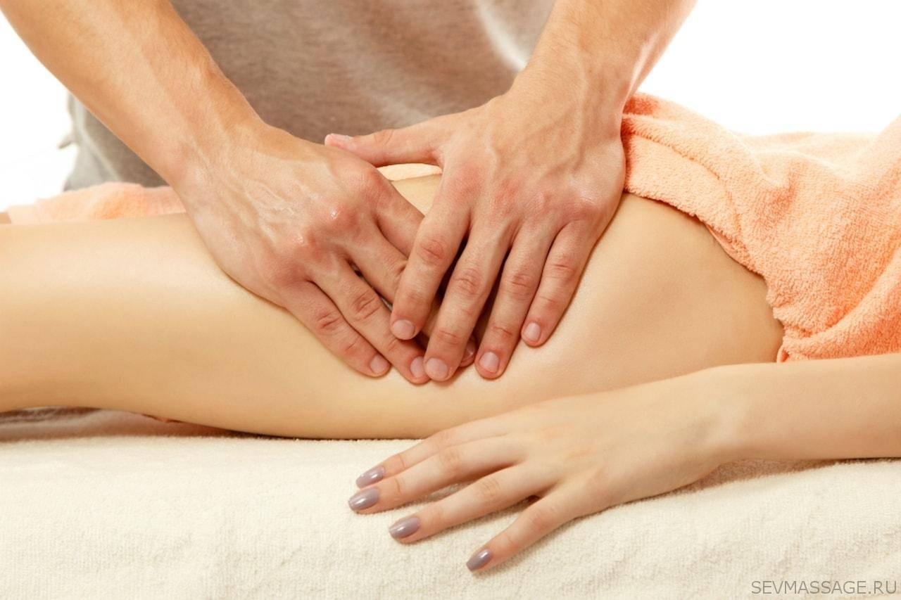 Самый лучший и эффективный антицеллюлитный массаж