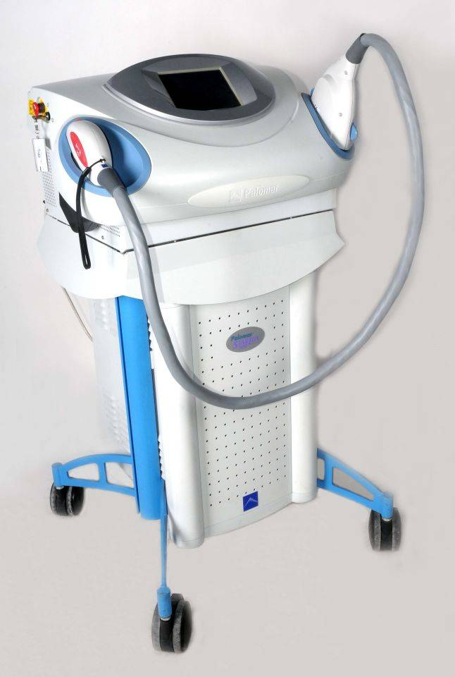 Лазер palomar – быстрое омоложение без боли