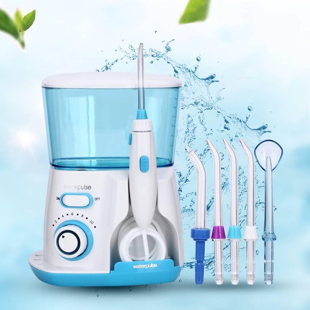 Для чего нужен ирригатор для чистки зубов и как им правильно пользоваться?