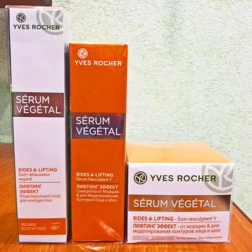 Крем для лица ив роше: подбираем крем под тип кожи и возраст