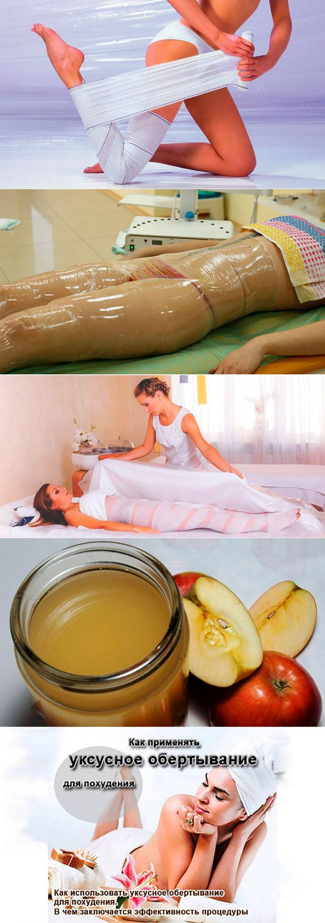 Пищевая пленка для похудения в домашних условиях: эффективные рецепты для каждой проблемной зоны