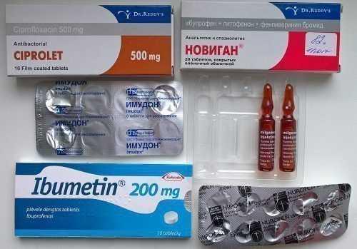 Антибиотики при пародонтозе