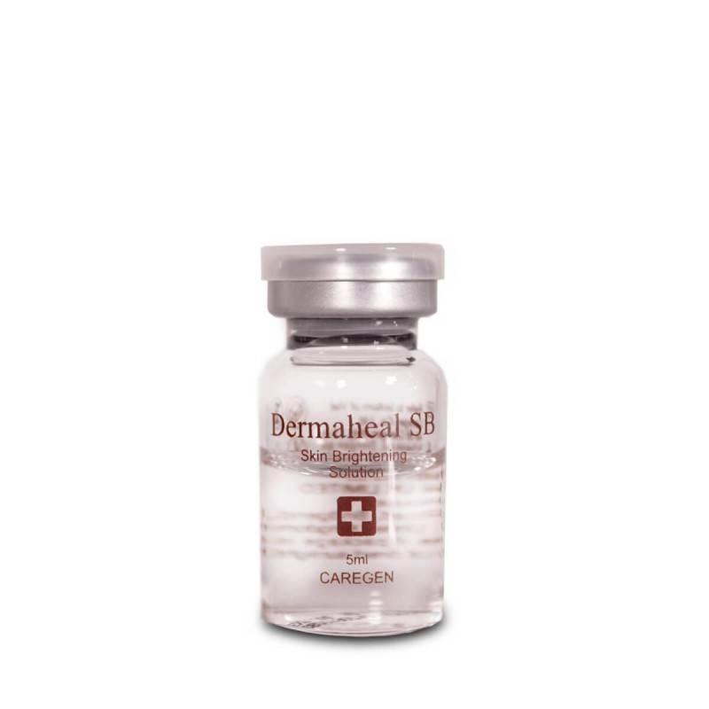 Мезотерапия dermaheal— глубокое омоложение