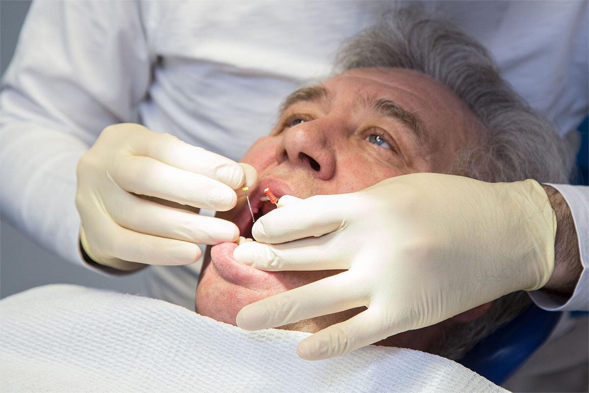 Болит зуб от холодного и горячего кариеса нет
