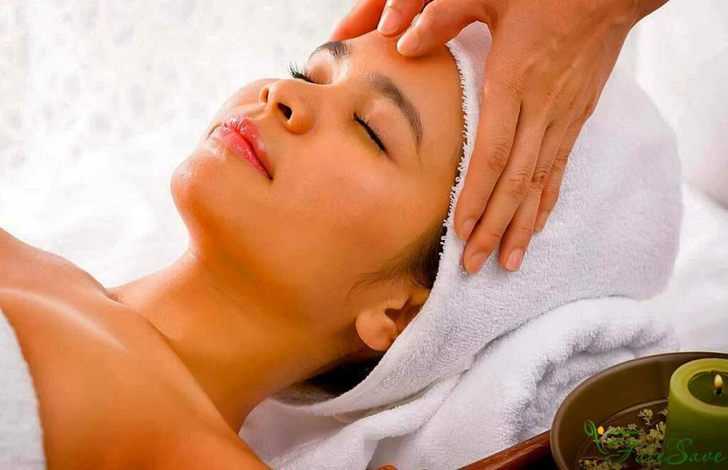 Японский массаж лица шиацу — молодость налицо)) вернее — на лице!