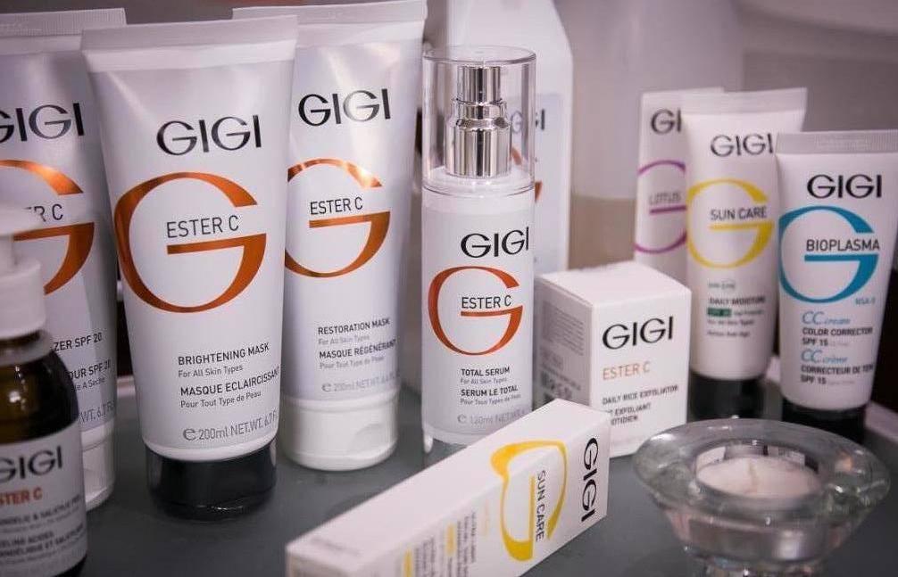 Пилинги gigi — разнообразие средств для решения косметологических задач