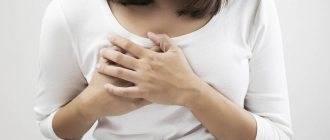 О чем говорит увеличение груди, сопровождаемое болью?
