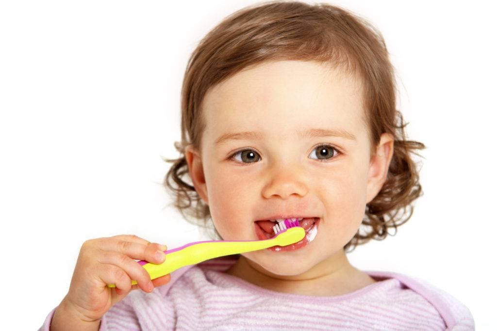 Профилактика кариеса у детей раннего, дошкольного и школьного возраста
