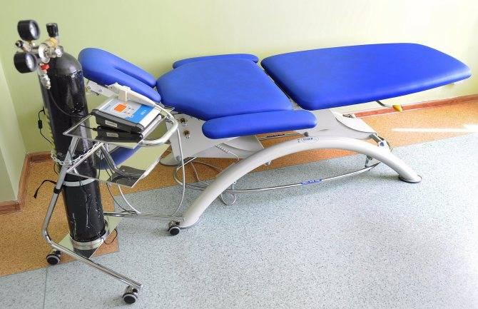 Карбокситерапия: газовые уколы для спины