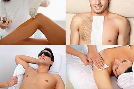 Что бреют мужчины и нравится ли это девушкам