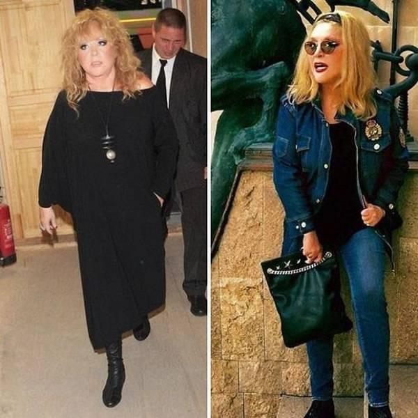 Как худела пугачева к 2019 году: правдивый рассказ о том, как похудела алла пугачева – фото до и после снижения веса, секрет диеты
