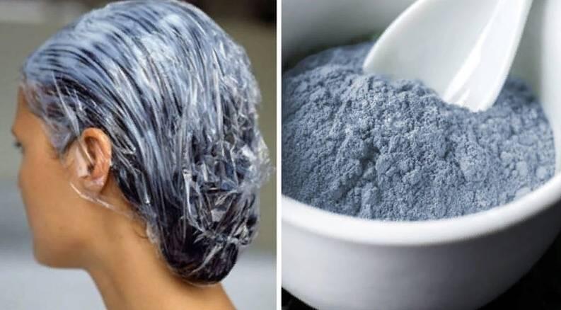 Глина для волос. маски для волос с глиной - рецепты