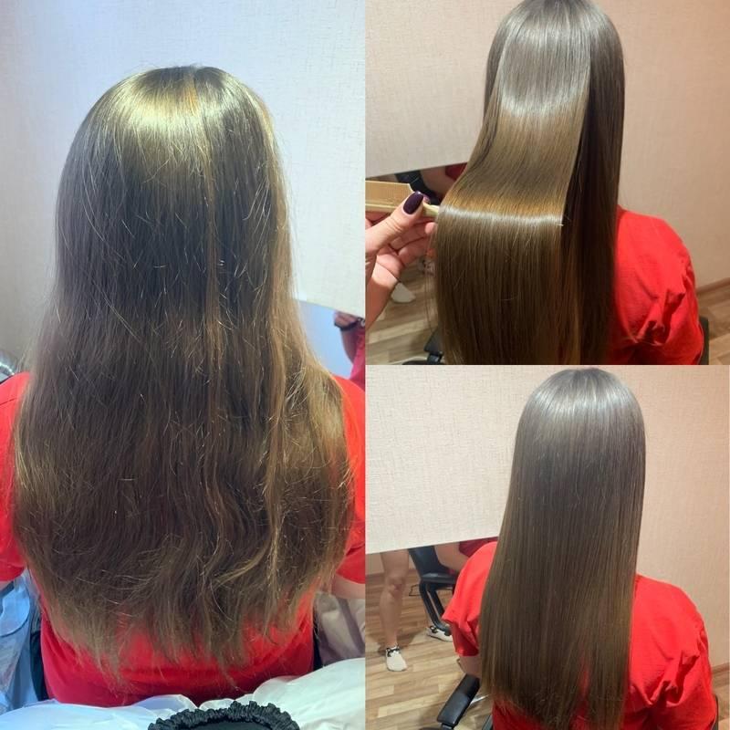 Ботокс для волос или кератиновое выпрямление: что лучше, в чем отличия