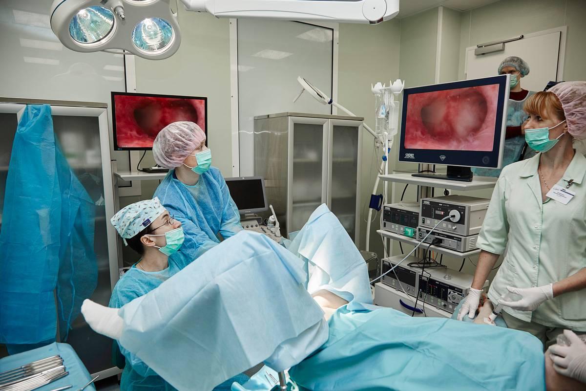 Гистероскопия матки. показания, противопоказания, методика. как подготовится к гистероскопии и что делать после нее?