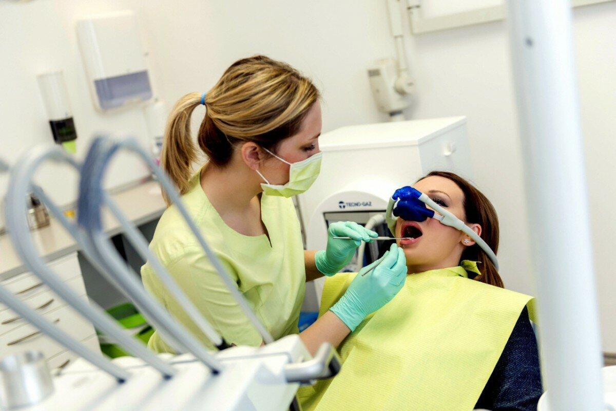 Виды анестезии при имплантации зубов