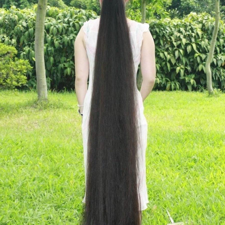 Как отрастить длинные волосы за неделю?