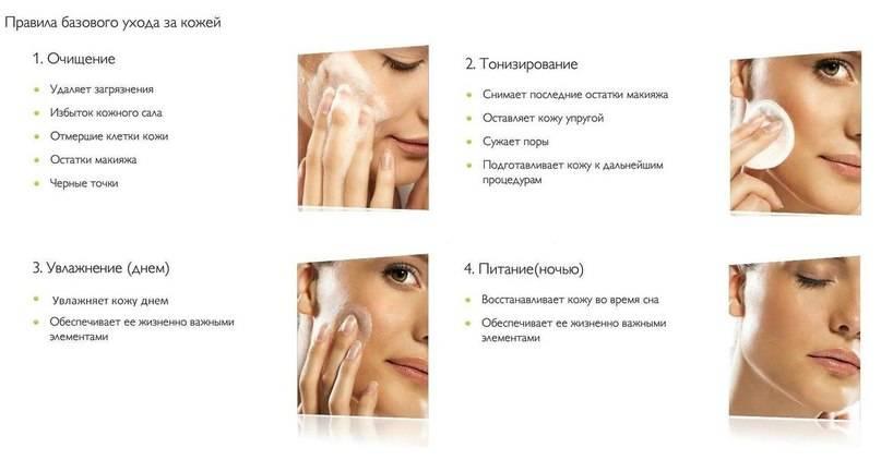 Уход за увядающей кожей лица после 40 лет – стоп морщины
