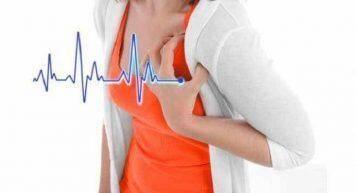 Почему возникает тахикардия при климаксе?