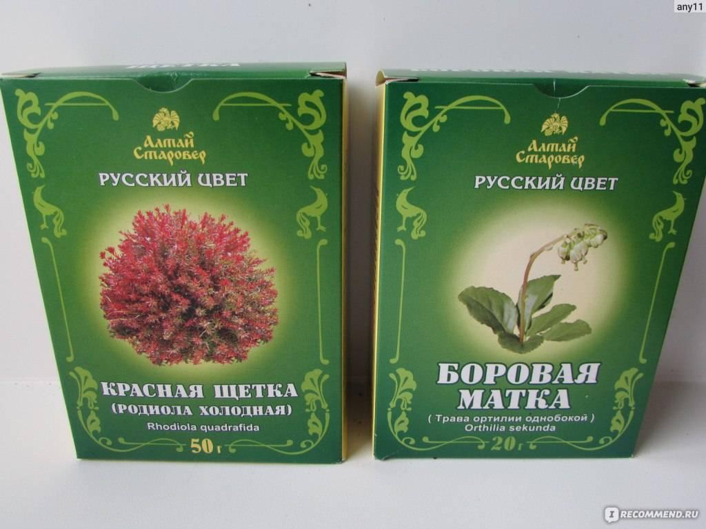 Лекарственные травы от симптомов климакса
