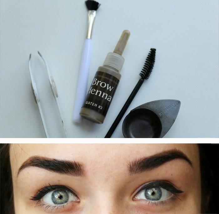 Как покрасить брови хной brow henna, nila, irisk в домашних условиях. инструкция, видео